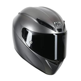 AGV GT Veloce Solid Full Face Helmet Grey