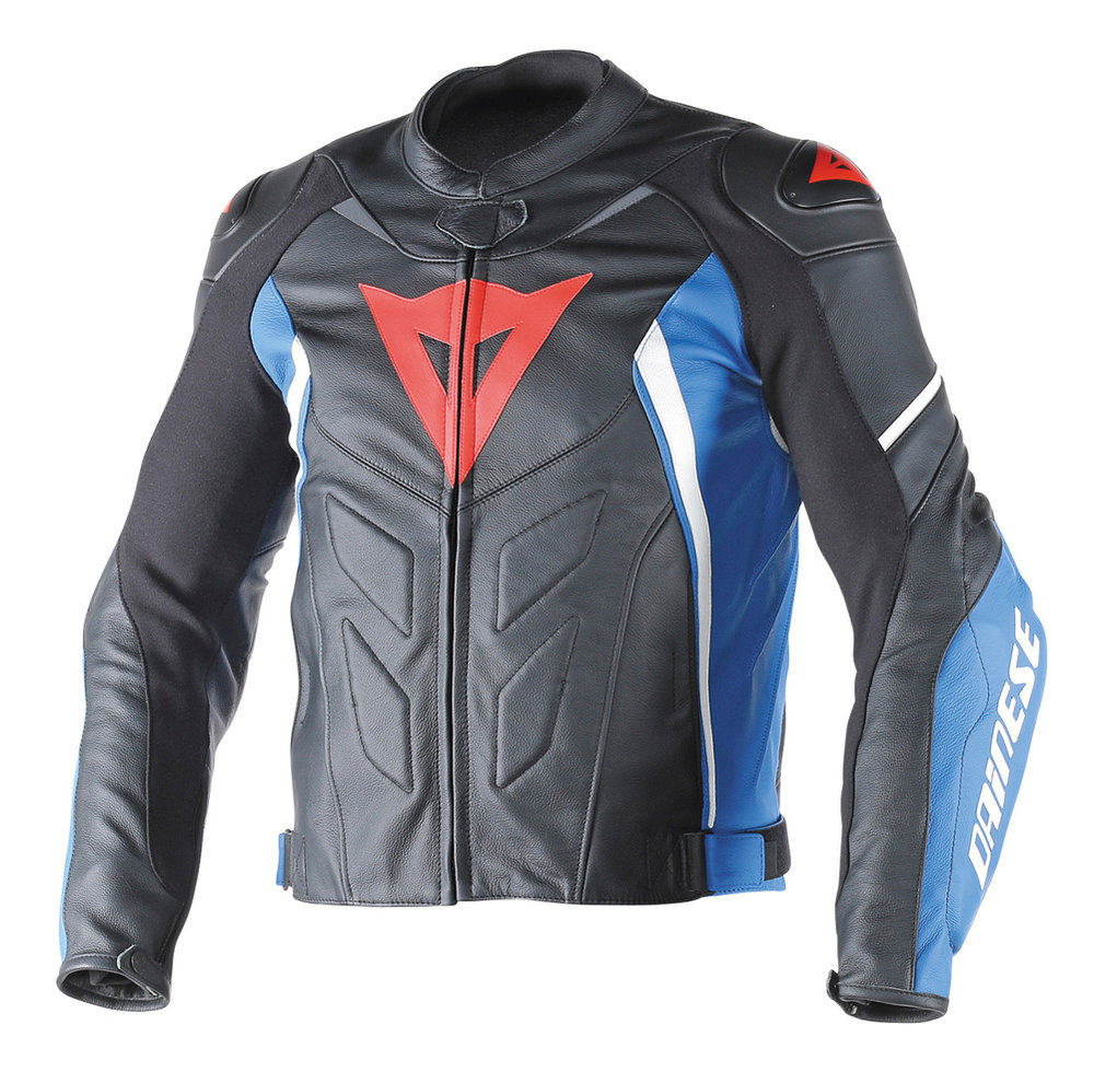 649 95 Dainese Mens Avro D1 Armored Leather Jacket 1074014