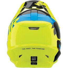 Thor Youth Sector Shear Helmet Black