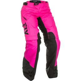 Fly Racing Womens Over-the-Boot Pants White