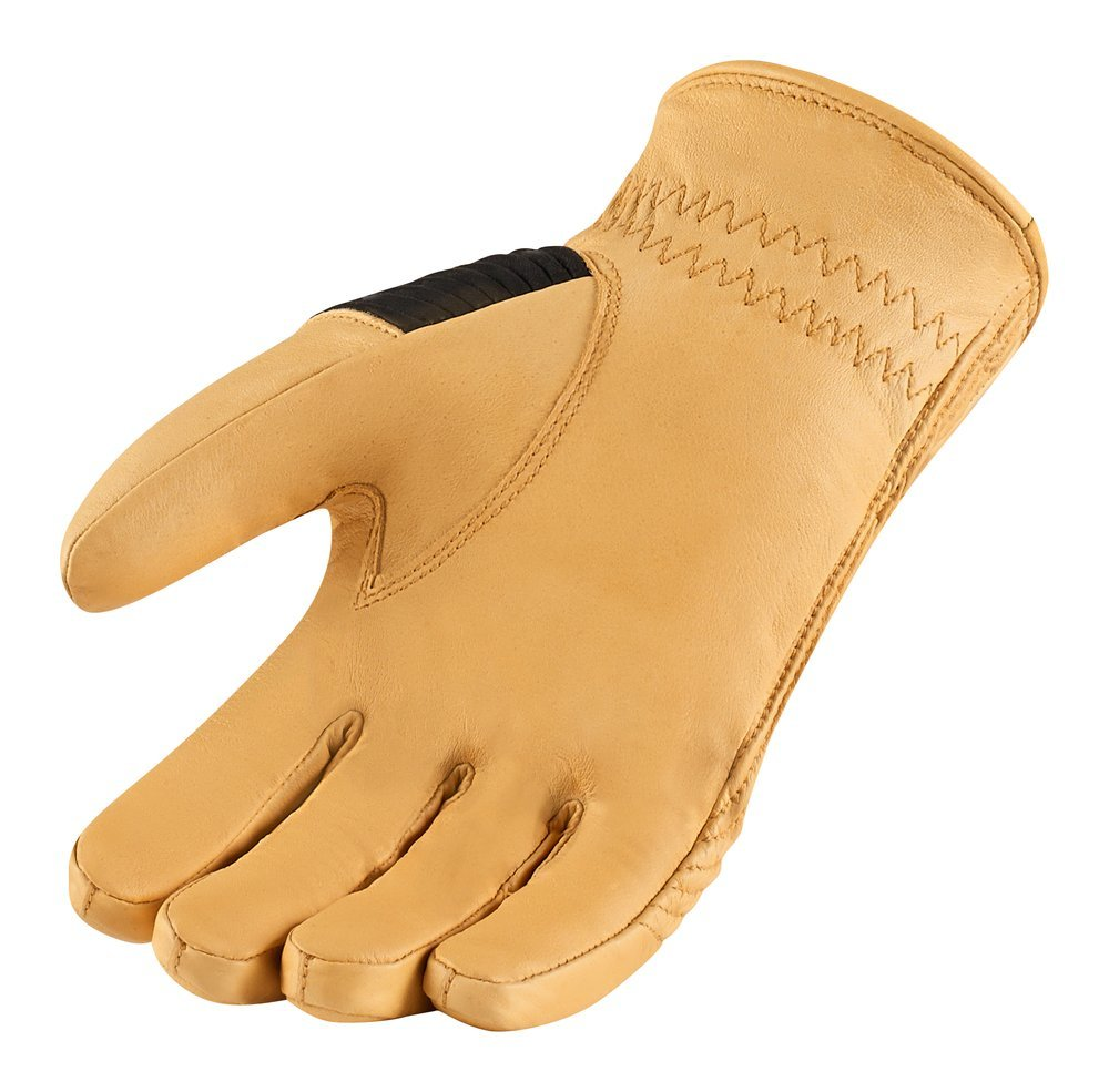Mens yellow gloves -  Yellow Leather Gloves Mens Gloves