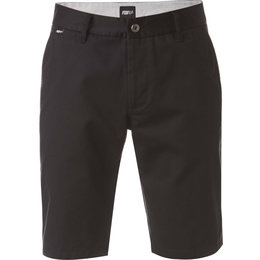 Fox Racing Mens Essex Cotton Blend Shorts Black