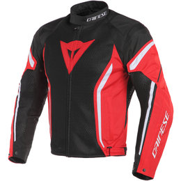 Dainese Mens Air Crono 2 Armored Textile Jacket Black