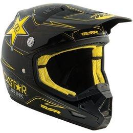 Black, Yellow Msr Mav2 Mav-2 Rockstar Helmet Black Yellow