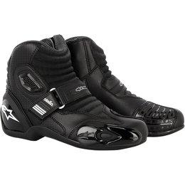 Alpinestars Womens Stella SMX-1 SMX1 Boots Black