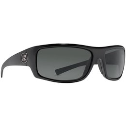 Black Gloss/grey Vonzipper Scissorkick Ether Sunglasses 2013 Black Gloss Grey One Size