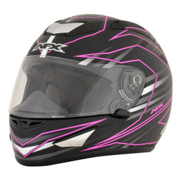 AFX Womens FX-95 FX95 Mainline Full Face Helmet Black