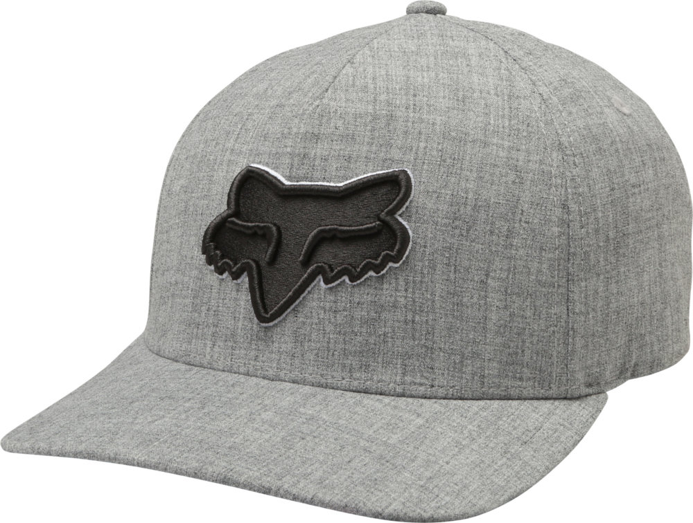 1be5df87570 ... new zealand fox racing mens epicycle flexfit hat original style grey  c1948 09a40