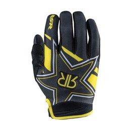 Yellow, Black Msr Mens Rockstar Gloves 2015 Yellow Black
