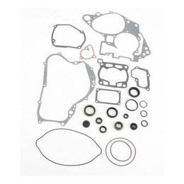 N/a Moose Racing Comp Gasket Kit With Oil Seal For Suzuki Rm-125 01-03