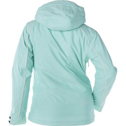 Divas Womens Lily Collection Snow Jacket Green