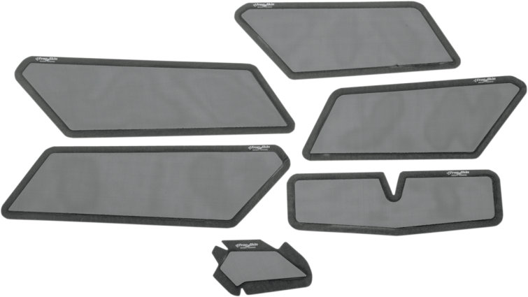 Race Shop Air Vents for Polaris IQ Chassis Side Vents #V-8