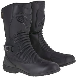 Alpinestars Mens Supertouring Gore-Tex CE Boots Black