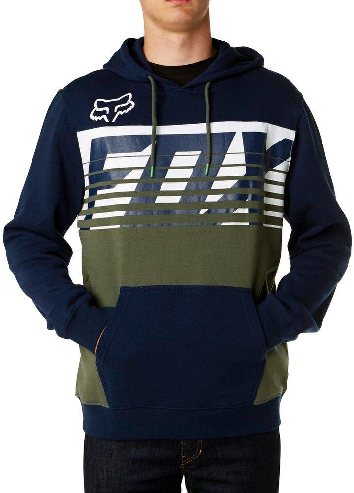 Fox pullover hoodie