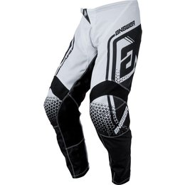 Answer Racing Mens Syncron Air Drift Pants White