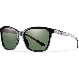 Smith Optics Womens Colette Polarized Carbonic TLT Sunglasses Black