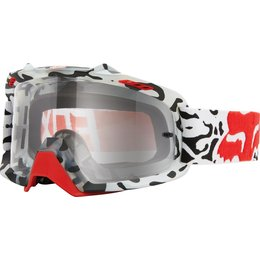 Fox Racing AIRSPC Air Space Cauz Goggles White