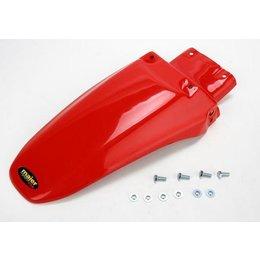 Maier Polypropylene Fender Fighting Red For Honda XR 80R 100R 01-03