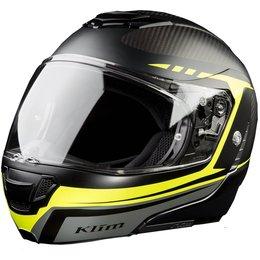 Klim TK1200 Karbon ECE DOT Modular Helmet Yellow