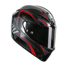AGV GT Veloce TXT Full Face Helmet Black