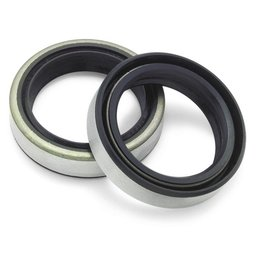 N/a Bikers Choice Fork Seals For Harley Flt Fxwg Flst Fxst 84-09
