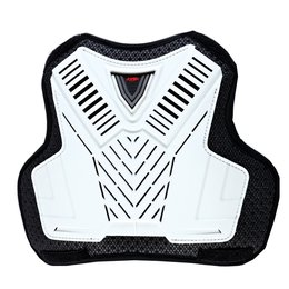 White Knox Mens Sport Chest Protector 2010