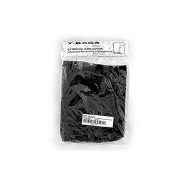 T-Bags Luggage Dakota Replacement Rain Cover Black