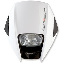 White Moose Racing Headlight Assembly Road Warrior Universal