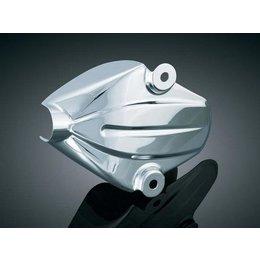 Kuryakyn Shaft Drive Cover Chrome For Yamaha V-Star 650/1100 Silver