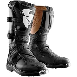 Thor Mens Blitz CE Certified Boots With MX Soles Black