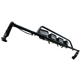 Seizmik UTV LED Light Bar For Pro Fit Polaris Ranger Transparent