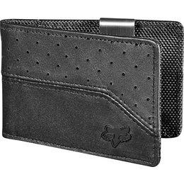 Fox Racing Mens Integer Card Leather Wallet