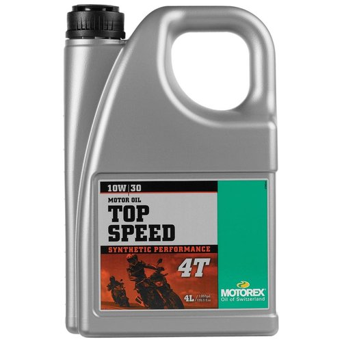 Motorex Top Speed 4t Synthetic Oil For 4 Stroke