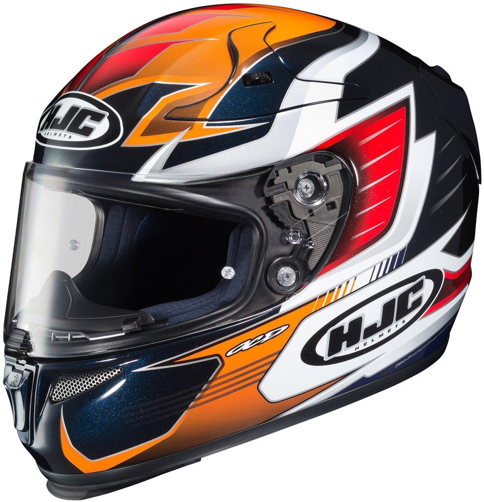 hjc rpha 10 pro elsworth full face motorcycle helmet with pinlock shield ebay. Black Bedroom Furniture Sets. Home Design Ideas