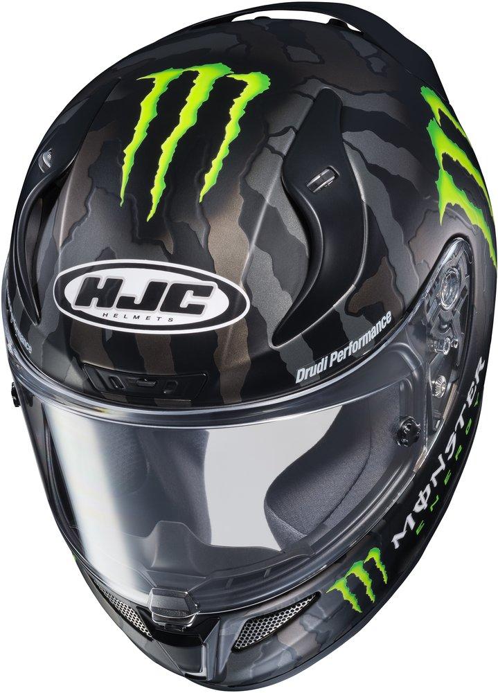 hjc rpha 11 pro monster military camo full face helmet. Black Bedroom Furniture Sets. Home Design Ideas