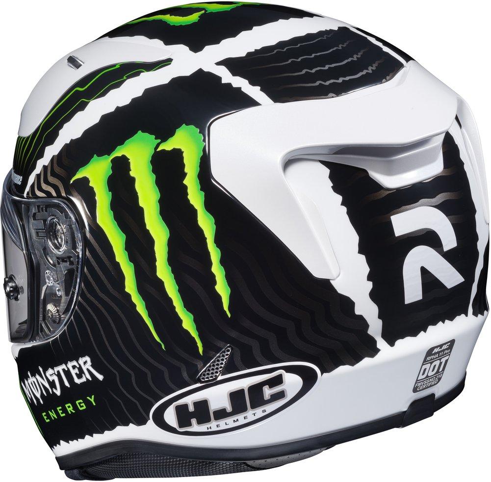 hjc rpha 11 pro monster military white sand full face helmet. Black Bedroom Furniture Sets. Home Design Ideas