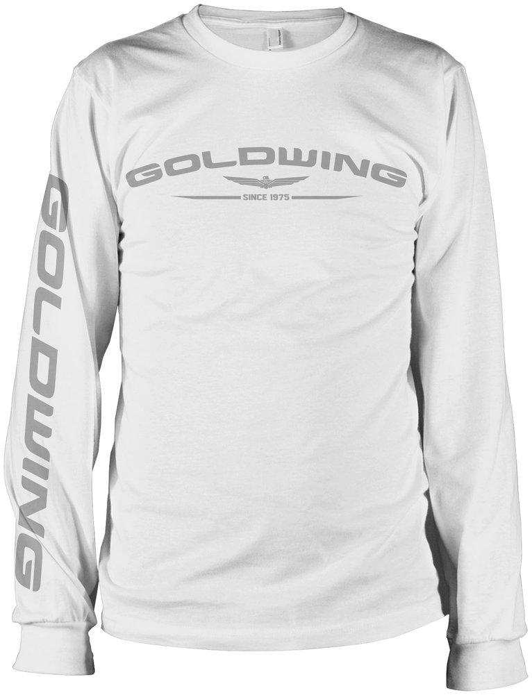 honda mens goldwing long sleeve t shirt 2013 ebay. Black Bedroom Furniture Sets. Home Design Ideas