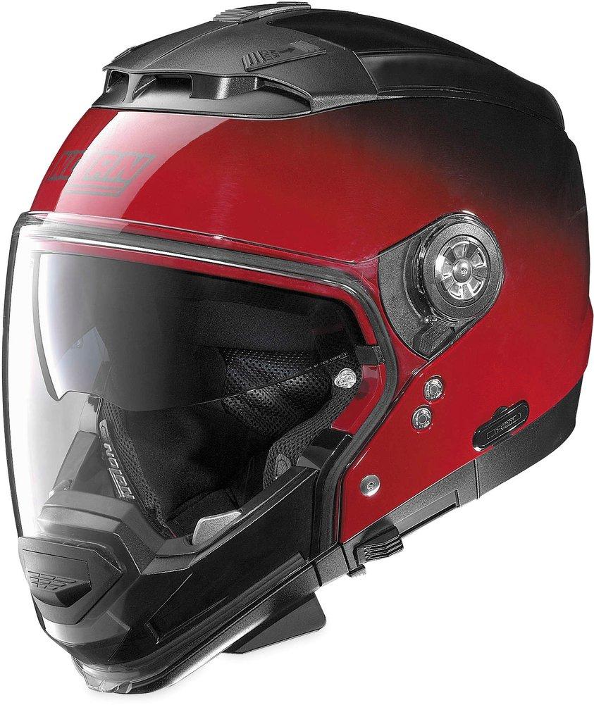 nolan n44 evo 6 in 1 crossover full face helmet ebay. Black Bedroom Furniture Sets. Home Design Ideas