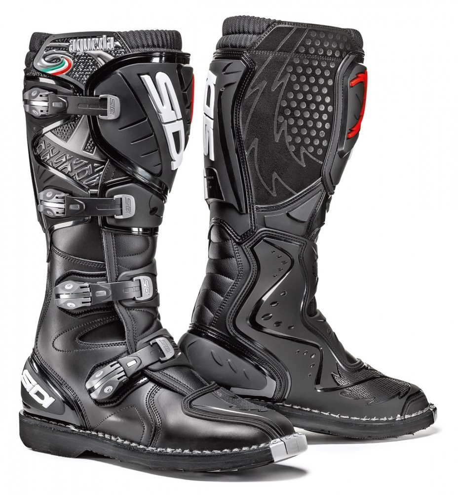 Sidi Mens Agueda Offroad Motocross Riding Boots Ebay