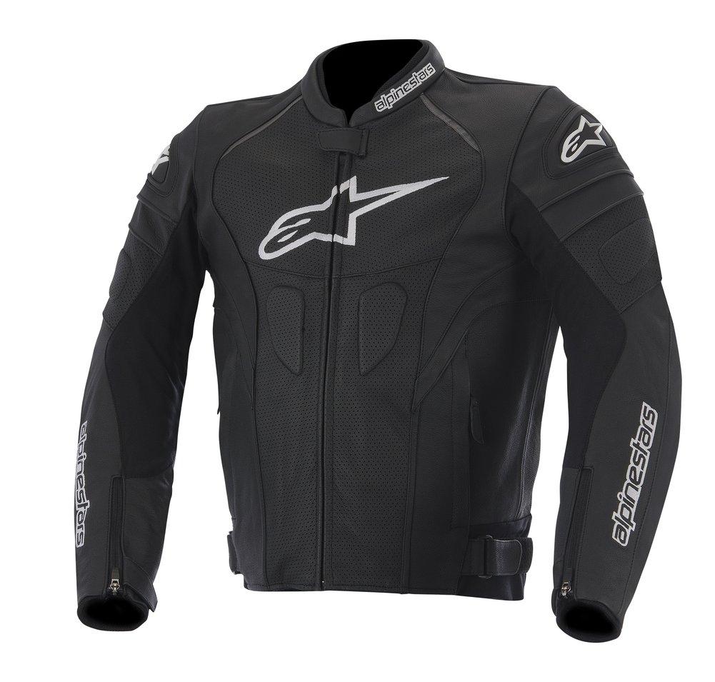 alpinestars mens gp plus r perforated leather jacket ebay. Black Bedroom Furniture Sets. Home Design Ideas