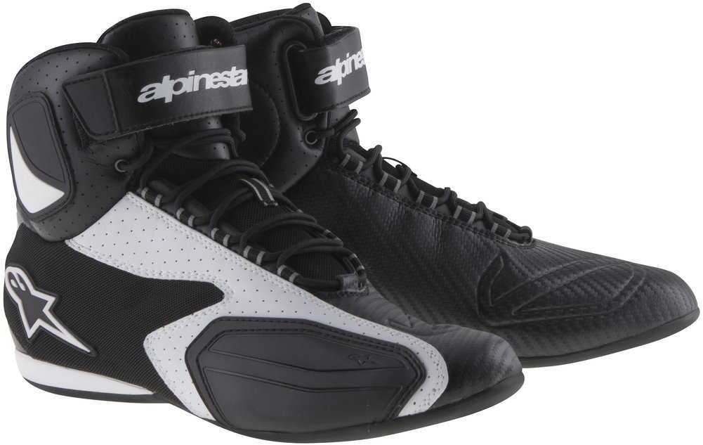 Alpinestars Mens Faster Riding Shoes