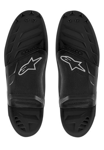 alpinestars mens tech 7 replacement boot soles pair ebay