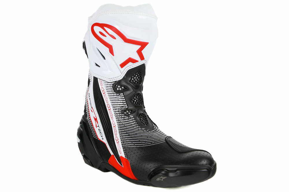 alpinestars mens supertech r boots ebay. Black Bedroom Furniture Sets. Home Design Ideas