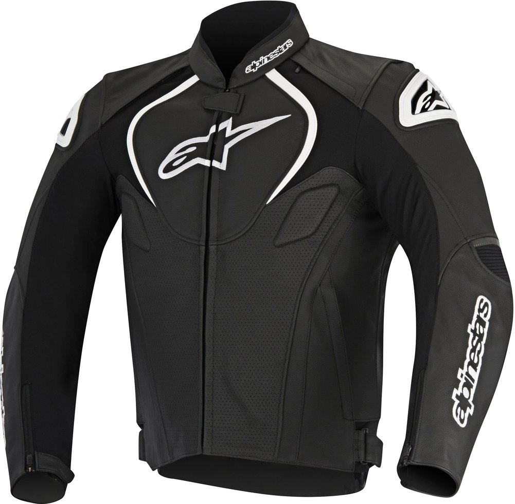 Alpinestars-Mens-Jaws-Perforated-Armored-Leather-Riding-Jacket