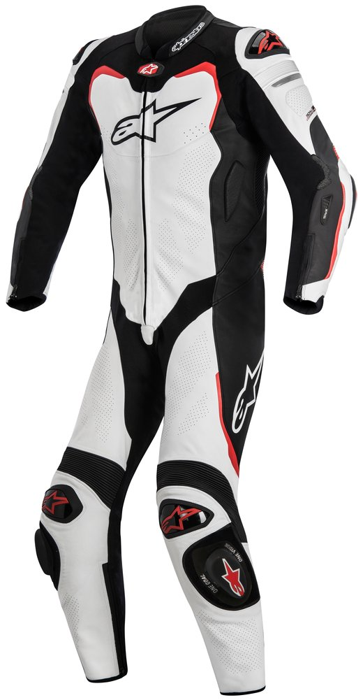 alpinestars mens gp pro 1 piece leather suit for tech air race airbag system ebay. Black Bedroom Furniture Sets. Home Design Ideas