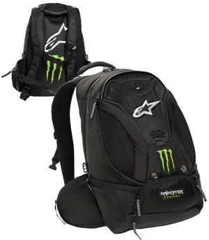 monster energy backpack ebay