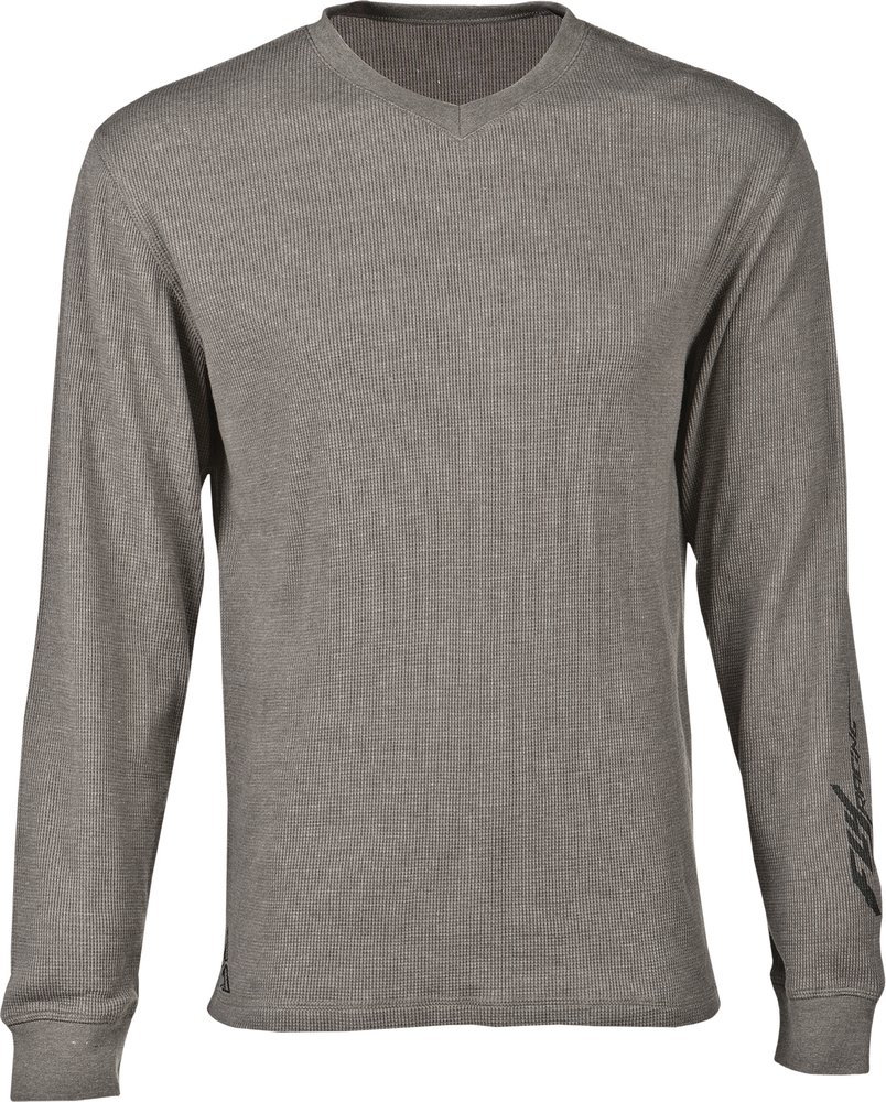 Fly racing mens long sleeve thermal t shirt ebay Thermal t shirt long sleeve