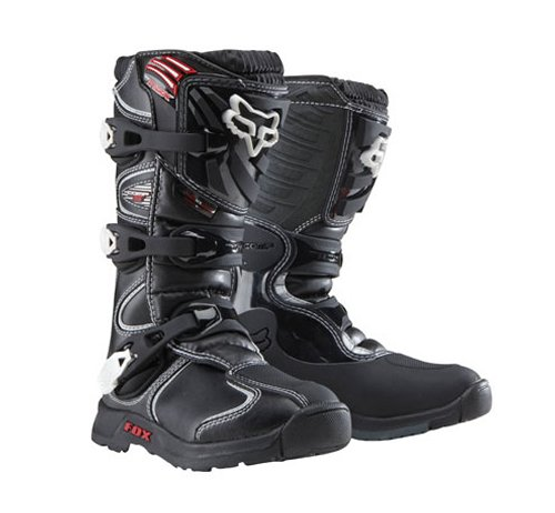 fox racing comp 5 mx boots youth. Black Bedroom Furniture Sets. Home Design Ideas