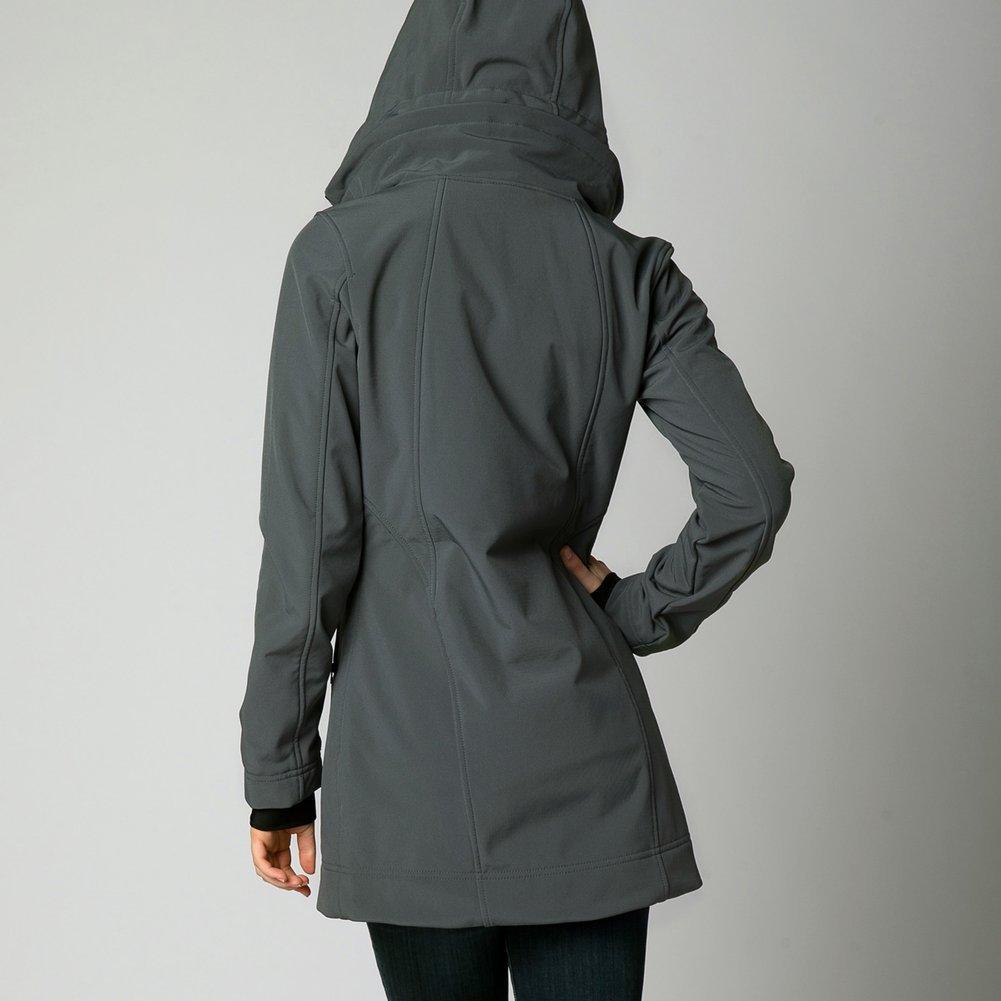 Fall 2013 Fox Racing Womens Juniors Interface Zip Jacket Coat Black