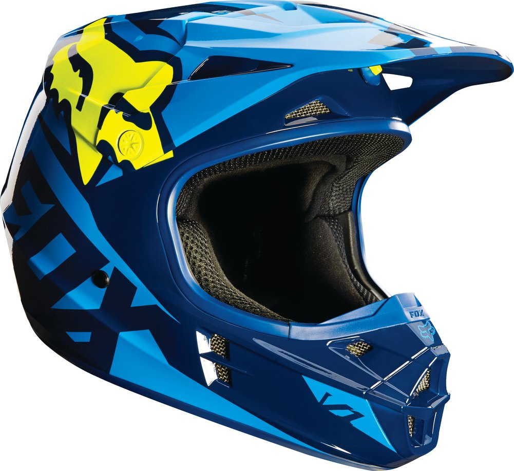 Fox Racing V1 Race DOT Helmet